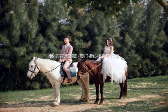 【花禾摄影私人订制】厦门婚纱摄影排行榜单,鼓浪屿泉州前十名拍婚纱照哪家好